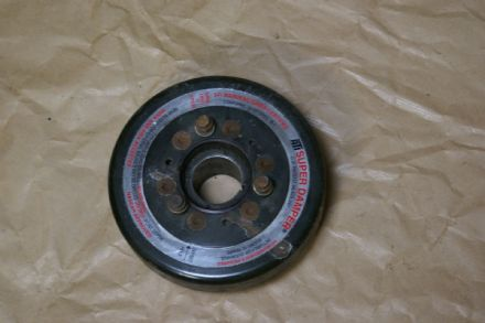 ATI PERFORMANCE 7.074 in S/C Super Damper Harmonic Balancer BBC P/N 916890,Used